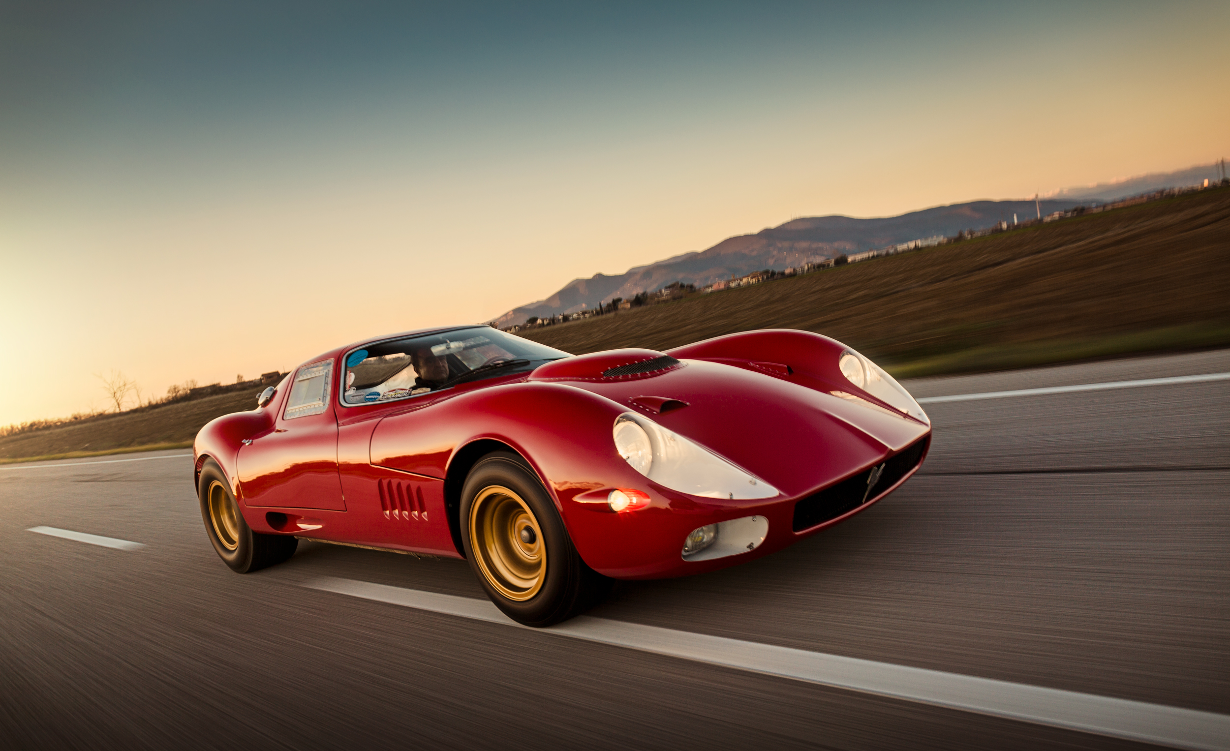 Meet the Marciano 268A, the missing link between the Alfa Romeo TZ2 and 33 Stradale