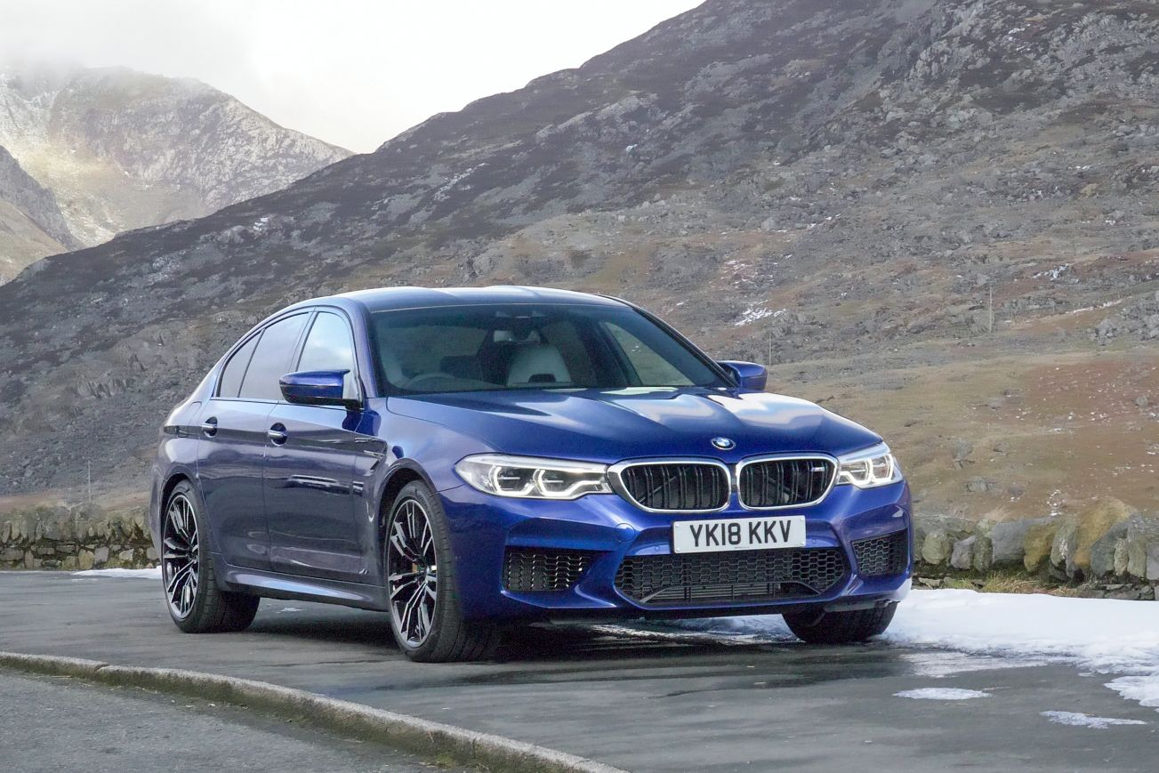 2018 BMW F90 M5 – The Ultimate Daily Driver?