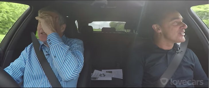 """Tiff Talks: Episode 2, where Paul shocks Tiff Needell with his opinion on """"GIRLS CARS""""!"""