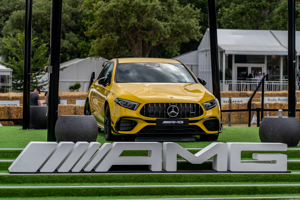 Mercedes A45 AMG S Review
