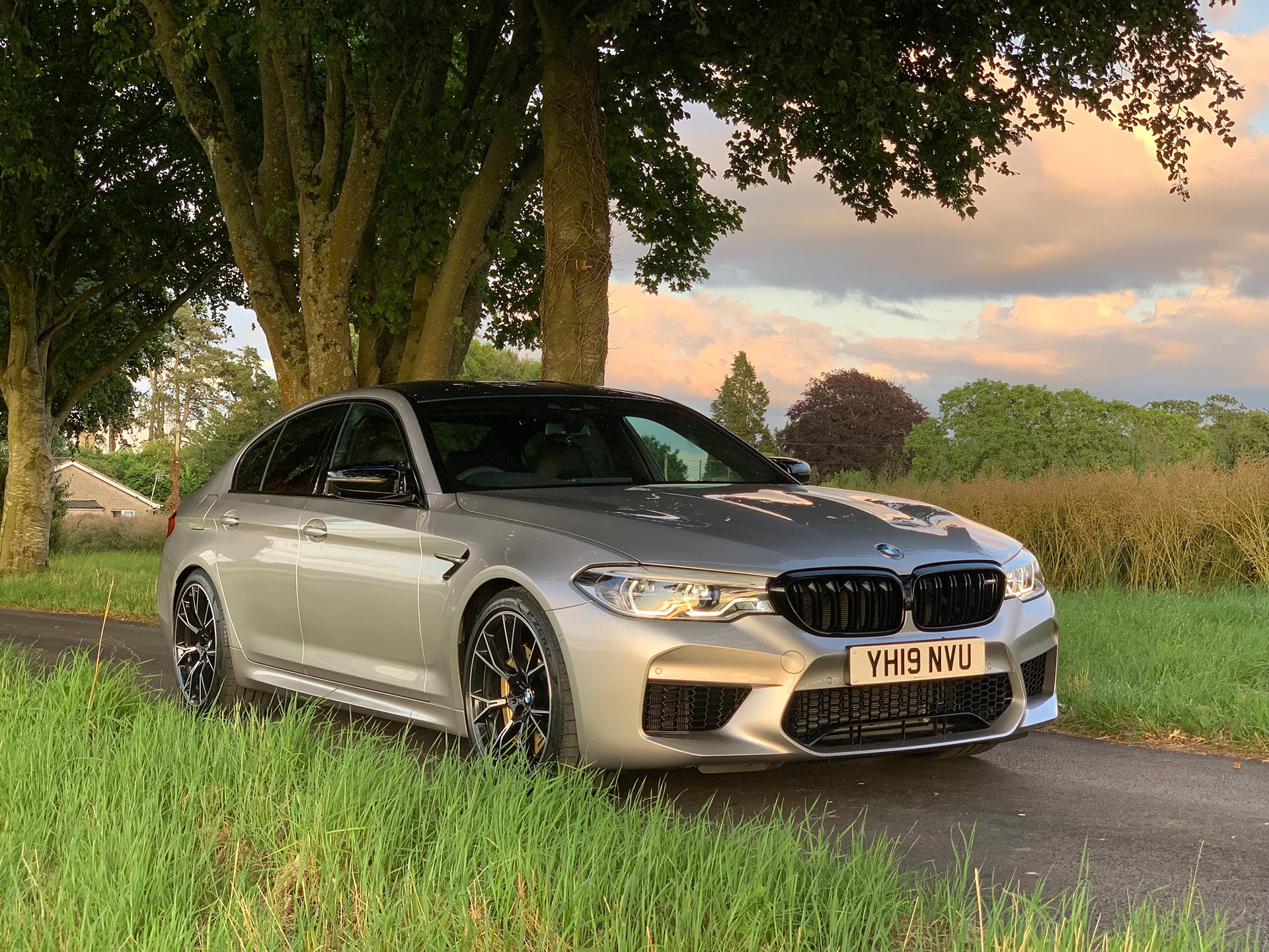 2019 BMW M5 Competition (F90) Review