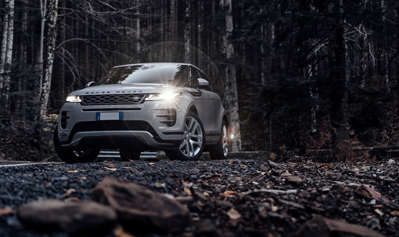 Range Rover Evoque: the sensible choice