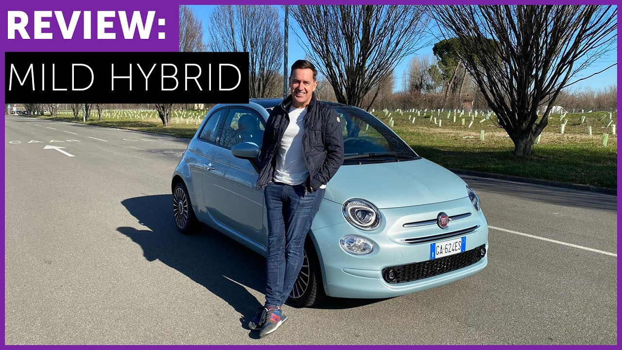 2020 Fiat 500 Hybrid Road Review