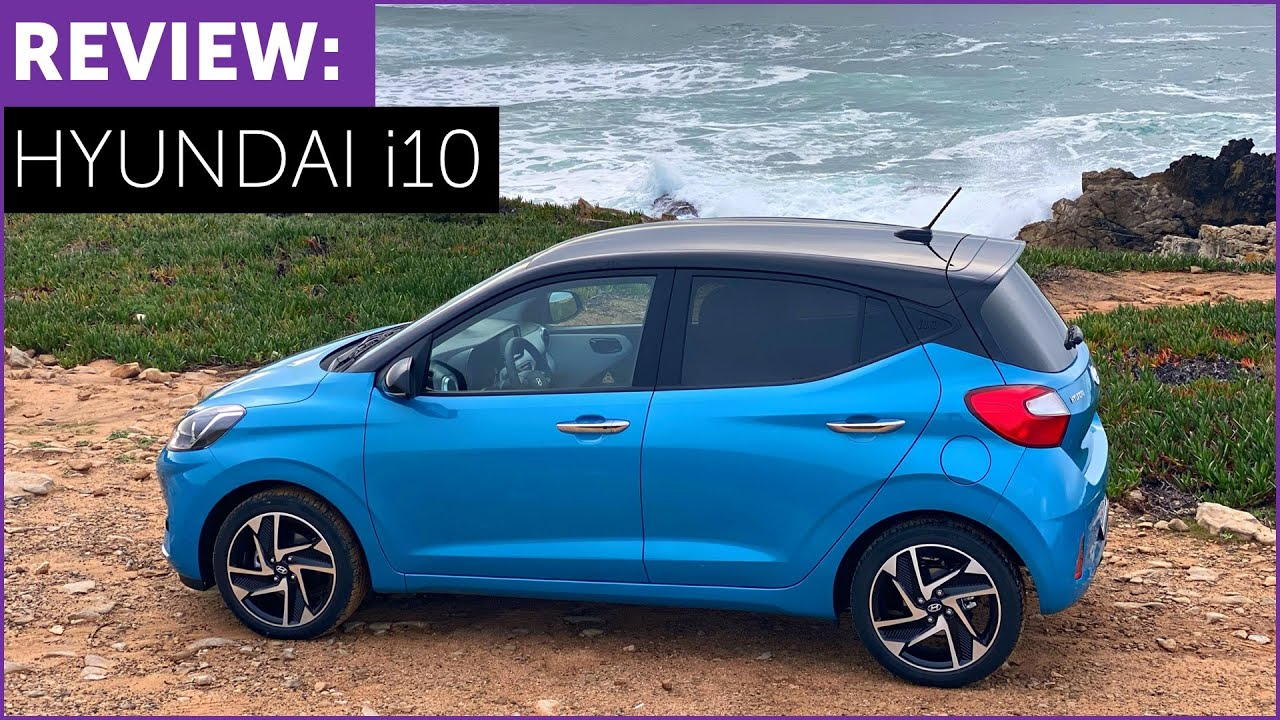 All-New 2020 Hyundai i10 Review