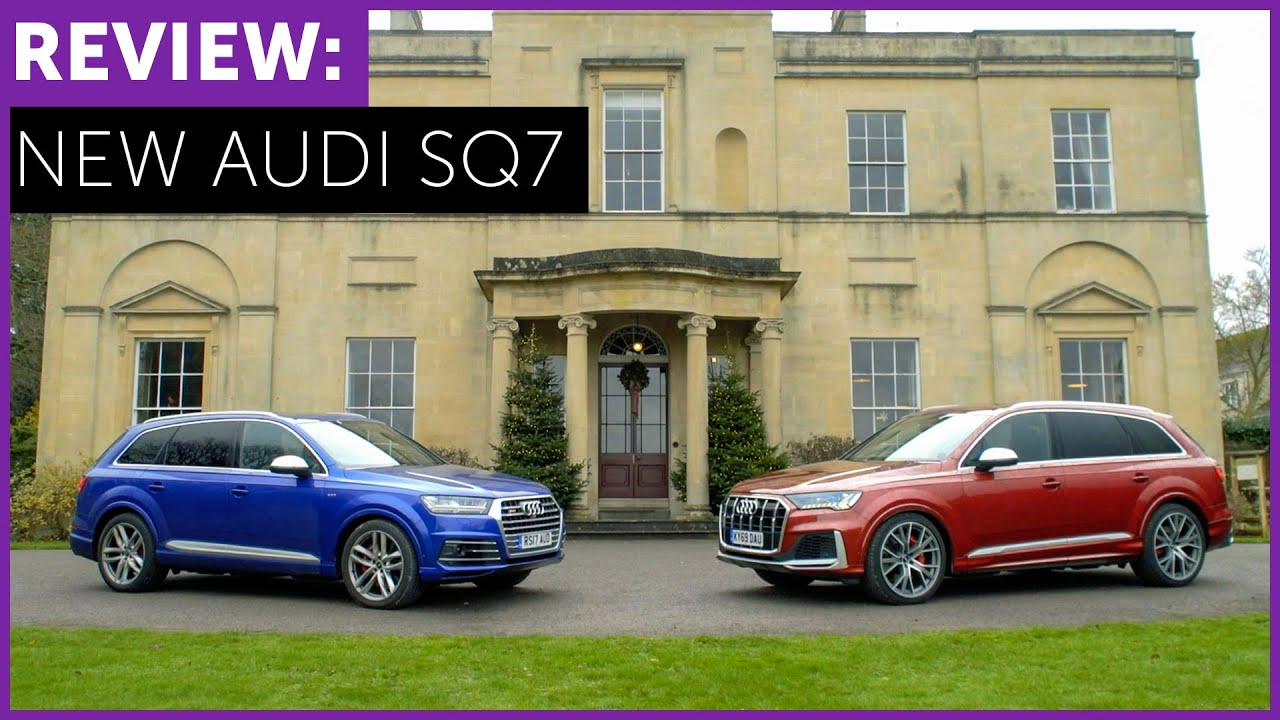 New 2020 Audi SQ7 – Best large SUV on the market?