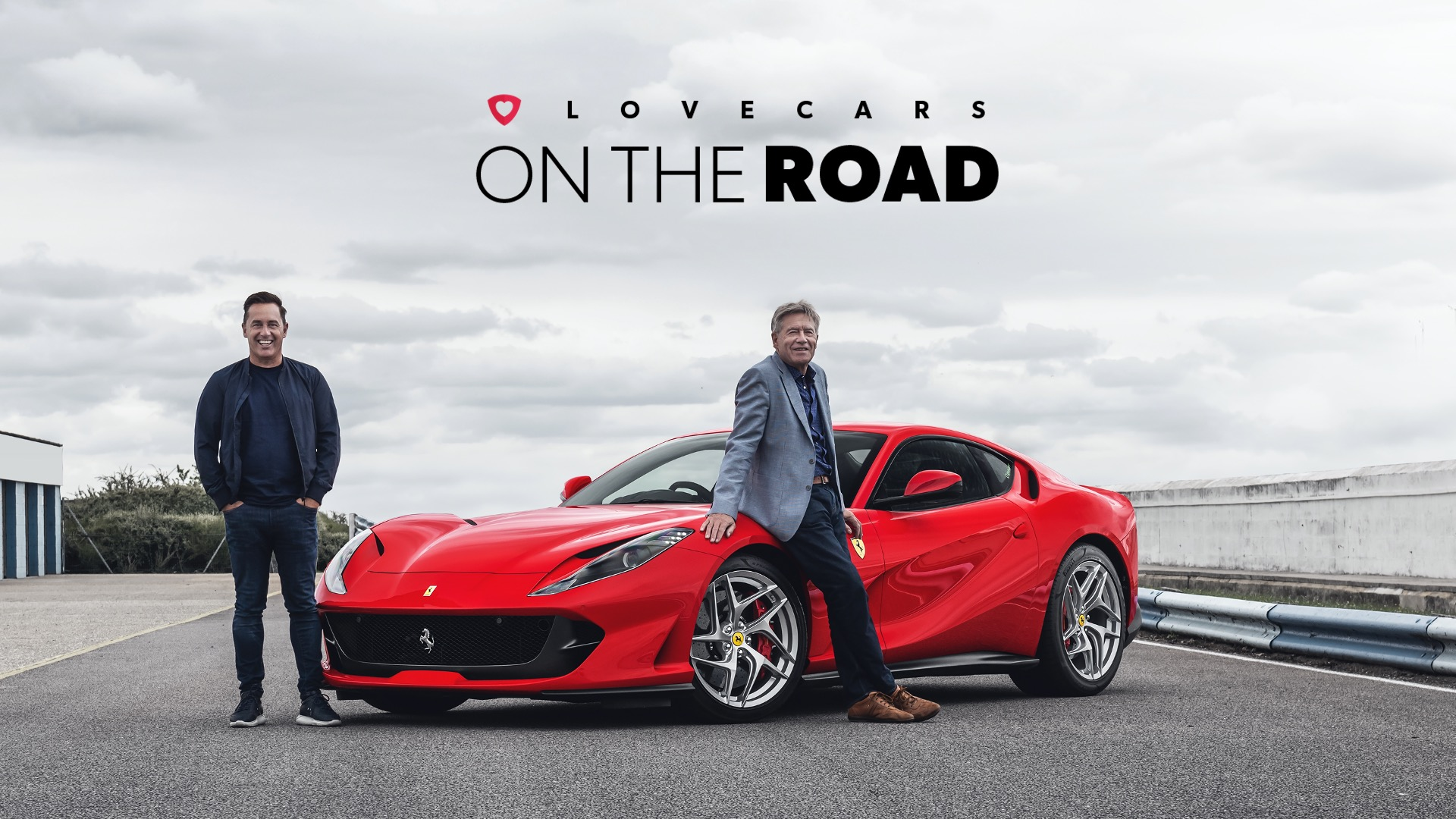 Lovecars: On The Road. New ITV4 Television Show