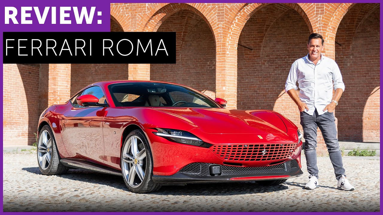 Ferrari Roma – Review Of Maranello's Latest Grand Tourer