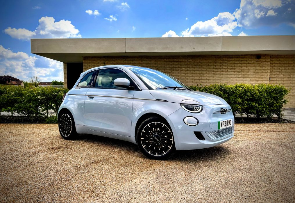 The New Fiat 500 Goes All Electric!